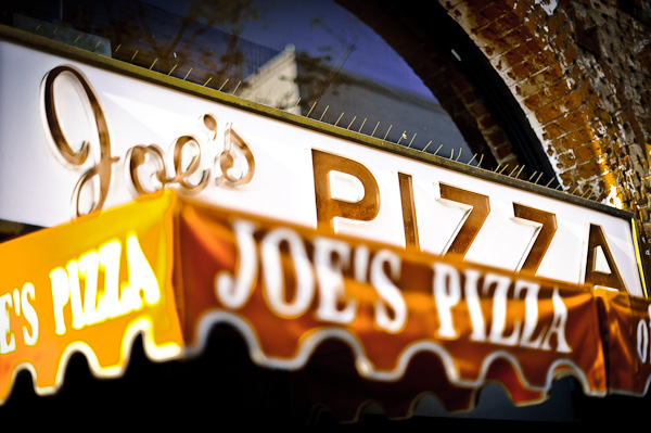 Joe's Pizza of Bleecker Street